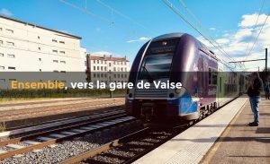 Gare de Vaise