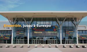 Eurexpo à Lyon